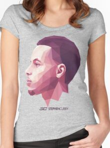 Stephen Curry Women's Fitted Scoop T-Shirt