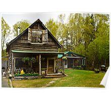 Wlderness home Poster