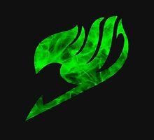 Green Fire Fairy Tail Logo Unisex T-Shirt