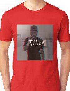 """""""Tiller"""" 3D Graphic Unisex T-Shirt"""