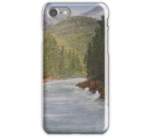 Canada Mountains iPhone Case/Skin