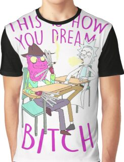 This Is How U Dream Graphic T-Shirt