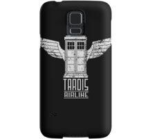 TARDIS AIRLINE Samsung Galaxy Case/Skin