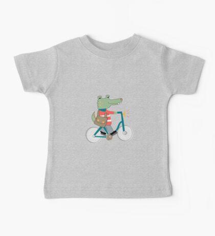 Croc Baby Tee
