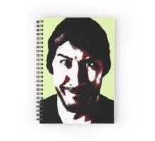 Markiplier Spiral Notebook