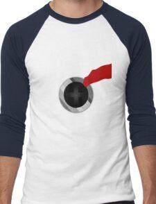 Alfred Hitchcock's Psycho! Men's Baseball ¾ T-Shirt