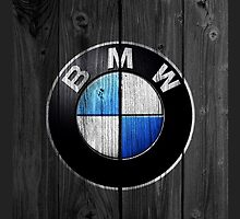 BMW - Plank of wood by Don Pietro