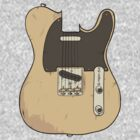 Telecaster by JonahVD