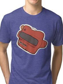 View Master Tri-blend T-Shirt