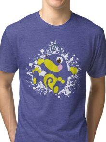 Politoed Splatter Tri-blend T-Shirt