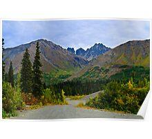 Alaska wilderness Poster