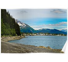 City of Seward Alaska Poster