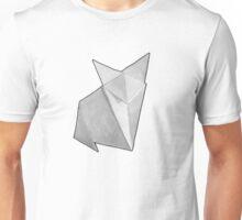 Origami Cat  Unisex T-Shirt