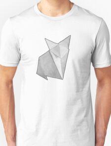 Origami Cat  T-Shirt