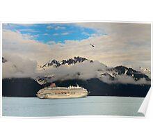 Cruise Alaska Poster