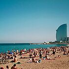 Barcelona Summer by Bel Val