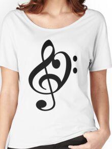 Treble Bass Women's Relaxed Fit T-Shirt