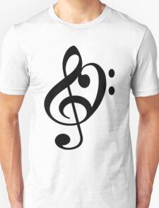 Treble Bass Unisex T-Shirt