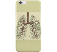 Tree Lungs iPhone Case/Skin