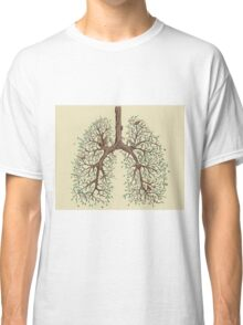 Tree Lungs Classic T-Shirt