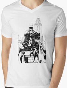 Knight Mens V-Neck T-Shirt