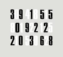 Numbers - OT9: B&W Unisex T-Shirt