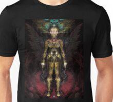Fractal GOD - Angel Unisex T-Shirt