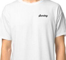 Sunday Classic T-Shirt