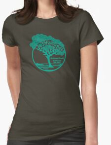 Joshua Tree National Park Womens Fitted T-Shirt