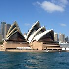 Sydney Opera House by GeorgeOne