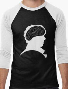 Mind Palace 2 Men's Baseball ¾ T-Shirt