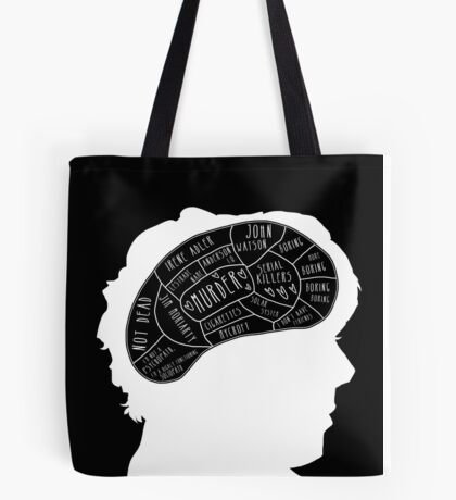Mind Palace 2 Tote Bag