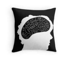 Mind Palace 2 Throw Pillow