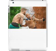 Conor McGregor Knockout Punch Jose Aldo UFC Fighter iPad Case/Skin