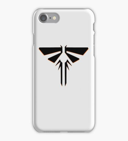 Firefly Logo ( The Last of Us ) iPhone Case/Skin