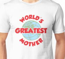 World's Greatest Mother T-Shirt