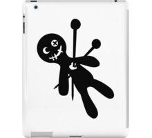 Voodoo doll iPad Case/Skin