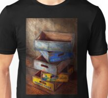 Food - Beverage - Pepsi-Cola boxes  Unisex T-Shirt