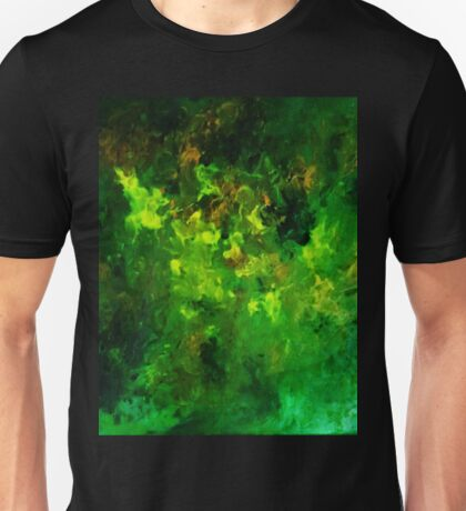 EMERALD GREEN Unisex T-Shirt