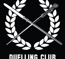 Hogwarts Duelling Club by stuffofkings