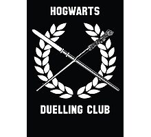 Hogwarts Duelling Club Photographic Print