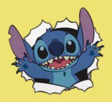 Happy Stitch Kids Clothes