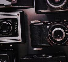 Retro Cameras by liberthine01