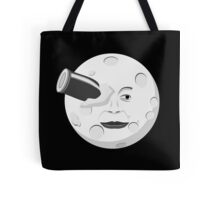 Georde Melies' A Trip to the Moon Tote Bag
