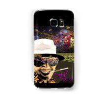 Fear and Loathing in Dark threads Samsung Galaxy Case/Skin