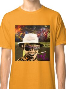 Fear and Loathing in Dark threads Classic T-Shirt