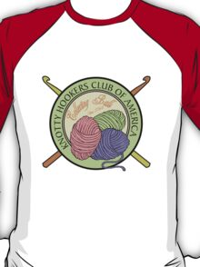 Knotty Hookers Club of America (Official Products) T-Shirt
