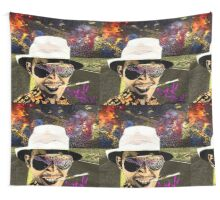 Fear and Loathing in Dark threads Wall Tapestry