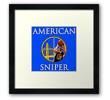 Steph Curry - American Sniper Framed Print