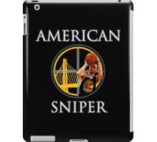 Steph Curry - American Sniper iPad Case/Skin